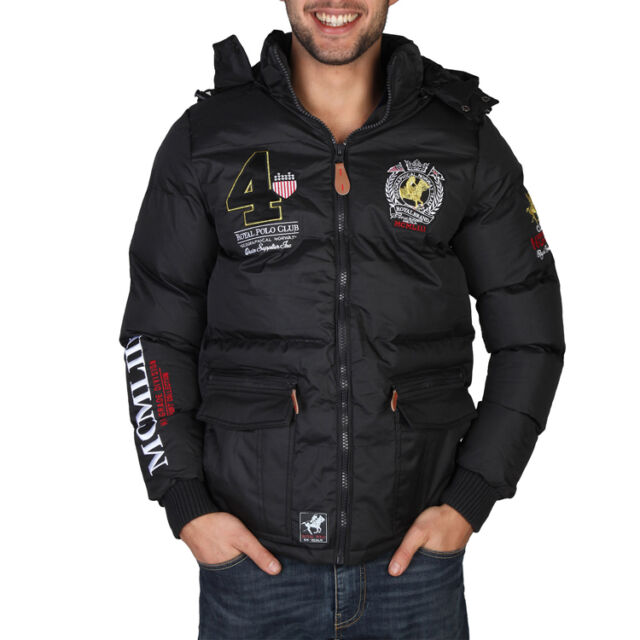 Geographical Norway Cincinatti Chaqueta Invierno Hombre Parka Royal Polo Club