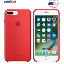 Apple iPhone 7 Plus Leather Case Red Mmyk2zm/a Genuine