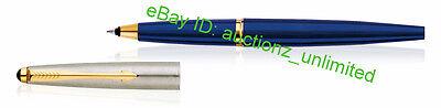 Parker Galaxy Standard Roller Ball Pen Ballpen GT- Blue -New Sealed 100%Original