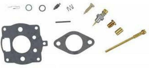 492024 Briggs Stratton Cocheburador Reparación Revisión Reconstruir & Kit Genuino