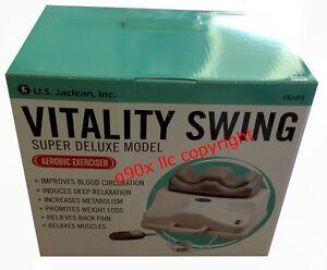 vitality swing chi motion machine