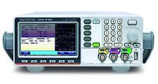 Gw Instek Mfg 2120 Dual Channel Arbitrary Function Generator 20mhz Afg Pulse Gen