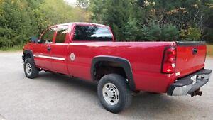 2005 Chevrolet Silverado 2500 LT