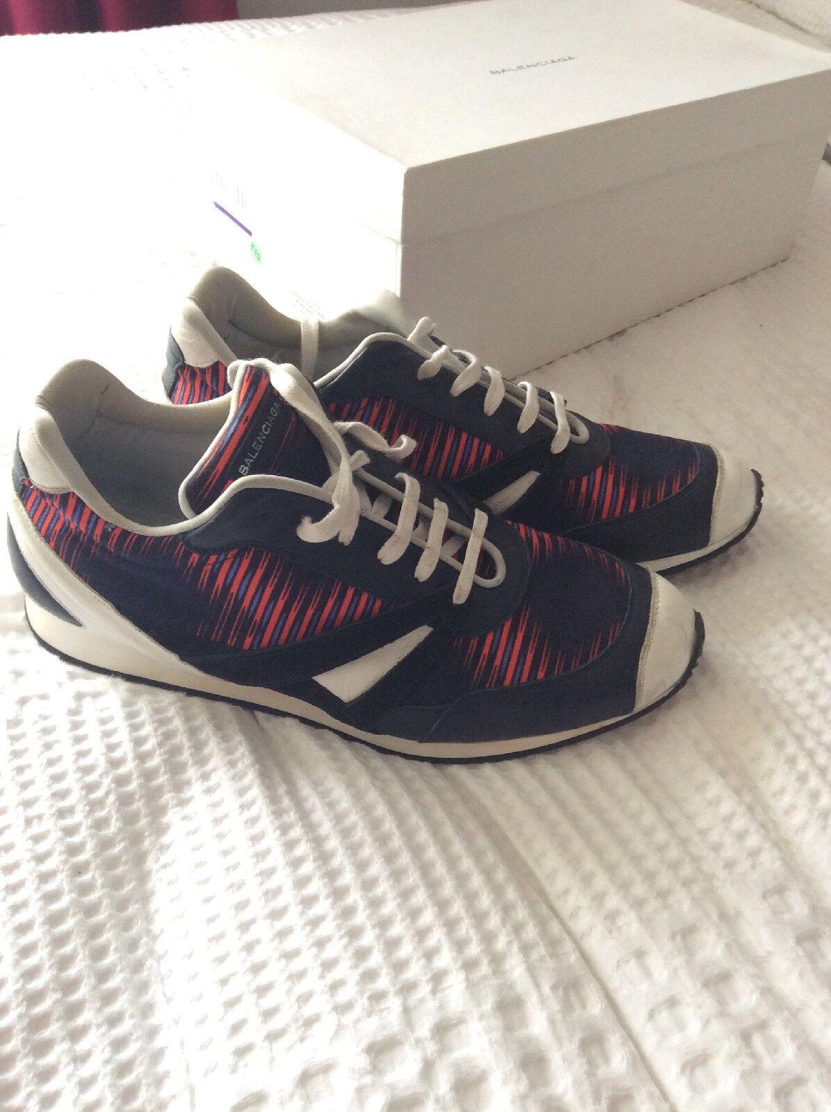 Balenciaga Runner Sneakers Nicolas Ghesquiere Era 42 100% Authentic
