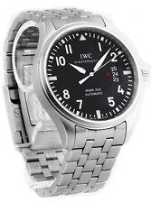 IWC Schaffhausen Pilots Mark XVII Automatic Midsize Steel Men Watch IW326504
