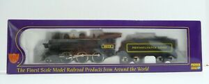 IHC-HO-Scale-2-6-0-Mogul-Premier-Locomotive-amp-Coal-Tender-M529-Pennsylvania