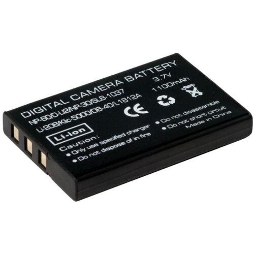 1 von 1 - HP PHOTOSMART R07 LI ON AKKU L1812A 1050 MAH 3,7 V