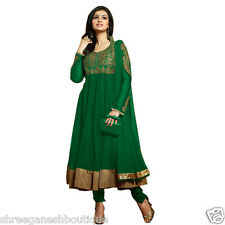 Bollywood Indian Ethnic Party Wear New Anarkali Salwar Kameez Designer Suite