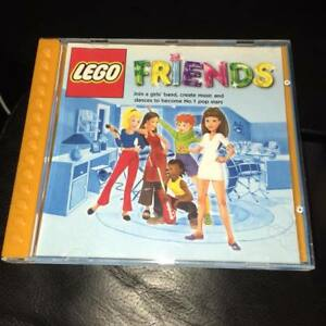 Lego Friends Pc Cd Rom Jewel Case Version Ebay