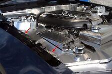 ACC Mustang Fender Top Caps Polished V6 & GT 5.0 2005-2009-273049