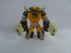 Gormiti-Giochi-Preziosi-PVC-Action-Figure-Tan-Lt-Brown-Yellow-3