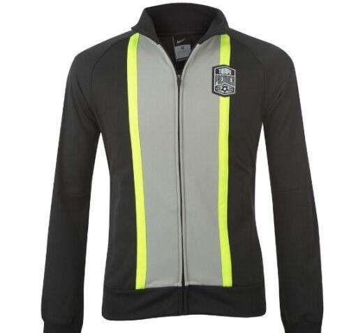 Xl Maat Zwart Nike Grijs Sweater Herenvoetbalsportjack Tiempo XYYZ1qw
