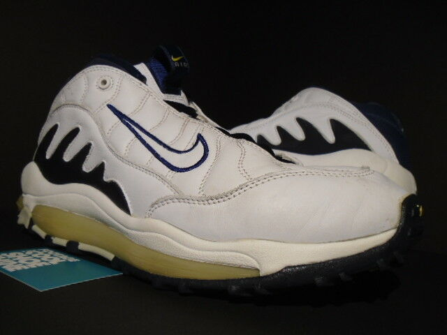 1999 NIKE TOTAL AIR GRIFFEY MAX 1 WHITE NAVY blueE GREY LIGHTNING 678075-101 13