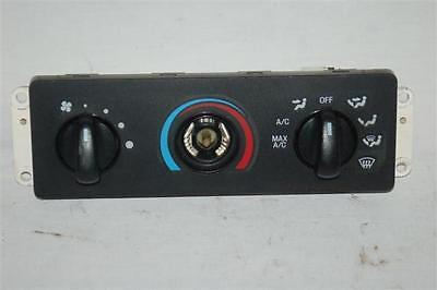 1999-2004 FORD F250SD AC A/C CLIMATE CONTROL E8A-120