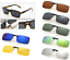 Sunglasses-Polarized-Clip-On-Driving-Glasses-Day-Night-Vision-Shade-Lens-UV400 thumbnail 1