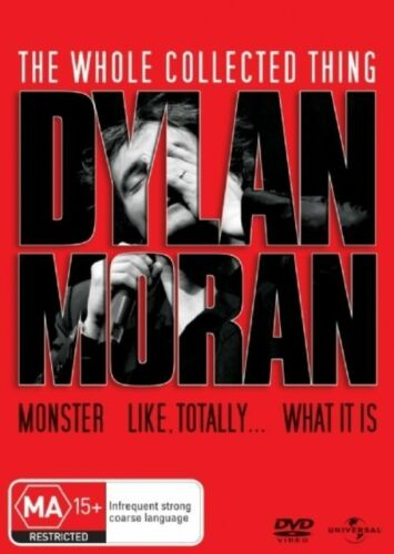 1 of 1 - Dylan Moran: The Whole Collected Thing NEW R4 DVD