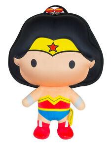 Ridaz Wonder Woman Kid S Backpack Eva 4891761010294 Ebay