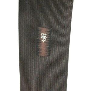 St-Michael-Marks-Spencer-Men-039-s-Tie-Brown-Terylene-Polyester-2-5-Width-54-034-Long