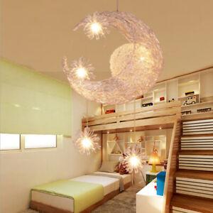 Details zu Modern Deckenlampe Hängeleuchte Pendelleuchte Kronleuchter  Schlafzimmer Kinder