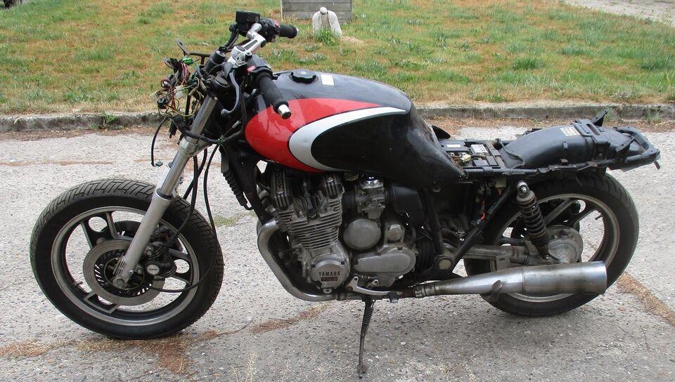 Yamaha Xj 900 ccm