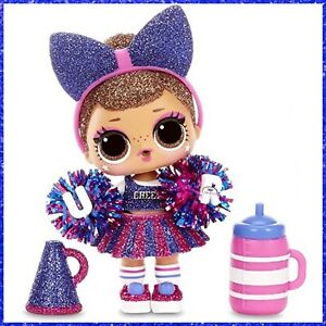 Lol Surprise All Star Bbs Sis Cheer Blue Team Wave 2 New Authentic L O L Sealed Ebay