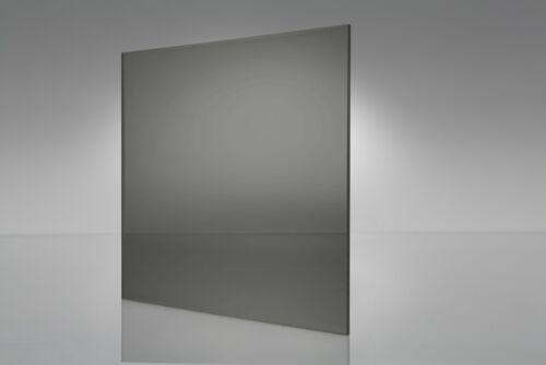 "Medium Transparent Gray Acrylic Plexiglass sheet 1//8/"" x 24/"" x 47/"" #2064"