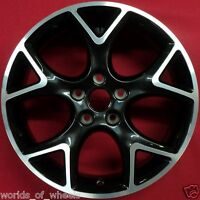 Ford Focus 2012 2013 2014 Black Factory 17 Wheel Rim 3884 U45