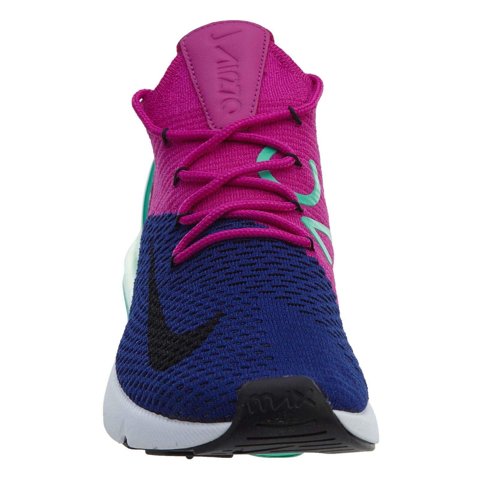 timeless design ee4d1 8aa22 ... Nike Air Max 270 270 270 Flyknit Mens AO1023-401 Royal Fuchsia Running  Shoes Size
