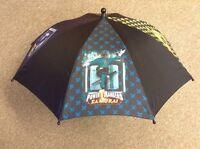 Without Tag Power Rangers Samurai Kids Umbrella