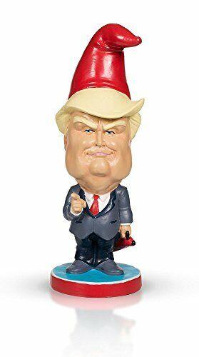 Trump Jardín Gnome hace que su jardín escritorio y hogar gran otra vez - 10 pulgadas