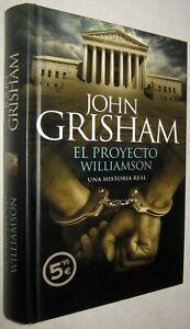 EL-PROYECTO-WILLIAMSON-JOHN-GRISHAM