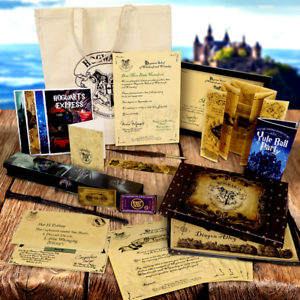 Harry-Potter-Hogwarts-ULTIMATE-MAGIC-GIFT-SET-Perfect-Christmas-Xmas-present-x