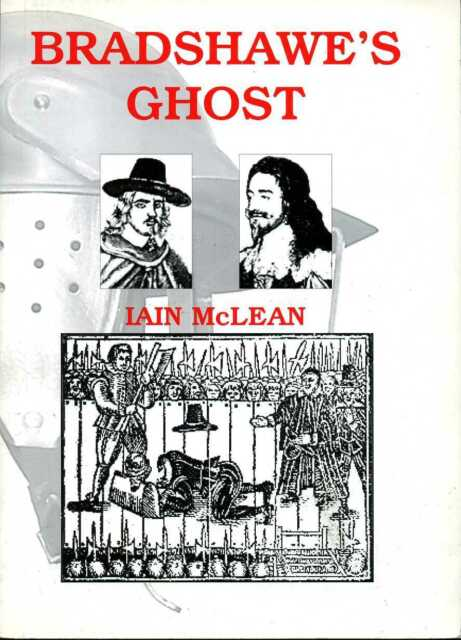 Bradshawe's Ghost (Stockport) Paperback