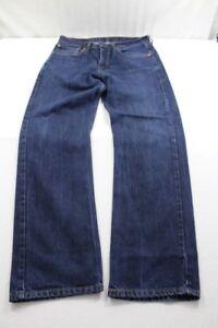 W33 0202 L32 J4616 Dunkelblau Levi´s Gut 751 Sehr Jeans w7IZRI