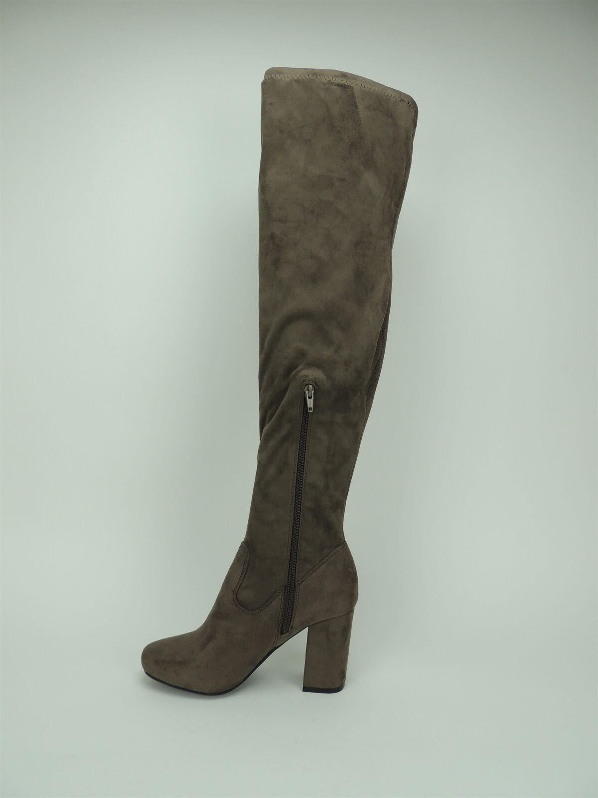 Carlos by Carlos Santana Women's Rumor Over-The-Knee Boots Taupe Taupe Taupe bluee Size 8.5 M 52f481