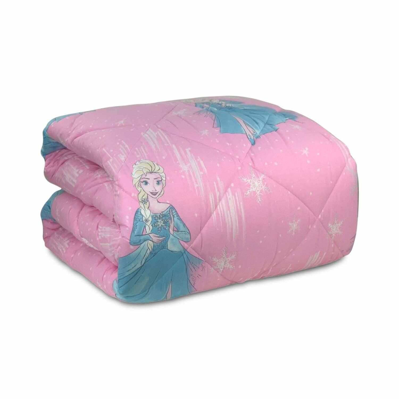 Quilt Disney Caleffi Frozen Elsa Blanket Winter Queen 4469