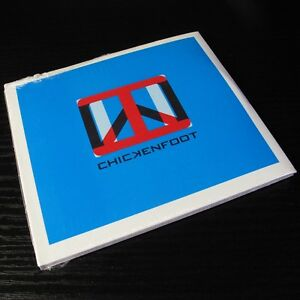 Chickenfoot chickenfoot deluxe limited edition best buy us 2.