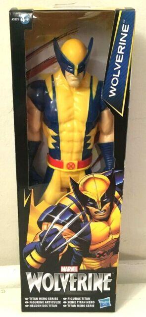 Marvel Wolverine Titan Hero Series Wolverine 12 Inch Action Figure New MISB