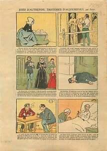 France-des-Artisans-Batisseurs-de-Cathedrales-Bistro-Alcools-1925-ILLUSTRATION
