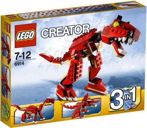 Skapare av LEGO Prehistoriska jägare
