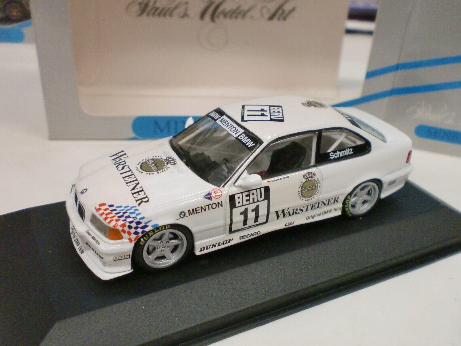 MINICHAMPS 1 43 - BMW M3 DTT 1994 - S. SCHMITZ