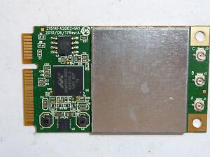 Carte WIFI Wireless 21514FA2002 1A1 - France - État : Occasion: Objet ayant été utilisé. Objet présentant quelques marques d'usure superficielle, entirement opérationnel et fonctionnant correctement. Il peut s'agir d'un modle de démonstration ou d'un objet retourné en magasin aprs une - France