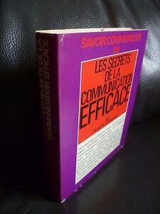 I Segreti Della Comunicazione Efficace Richaudeau + Copertina 1975 Retz Tbe