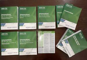 2020 CFA Program Exam Prep Level