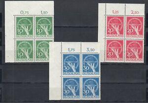 Berlin-MiNr-68-70-postfrisch-Eckrand-VE1