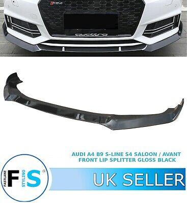 Audi A4 S4 RS4 8EC B7 2005-2008 SALOON BOOT LIP SPOILER UK SELLER