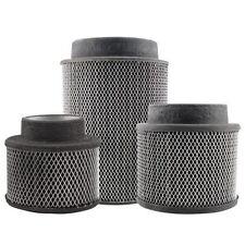 "Phresh Intake Air Filter 4"" x 6"" 140 CFM- dust mold scrubber for inline fan"