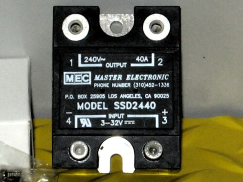 MEC//Crydom 40 amp Solid State Relay SSD2440