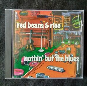 Red-Beans-amp-Rice-Nothin-039-But-The-Blues-US-1995-CD-Rock-Blues