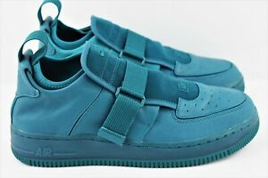 wholesale dealer 46cd7 17cbe Details about Womens Nike Air Force 1 AF1 Explorer XX Size 12 Shoes Teal  Green AO1524 300